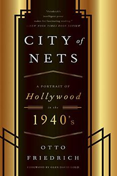 CIty of Nets book cover