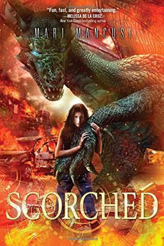 Scorched book cover