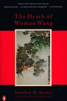 The Death of Woman Wang book cover