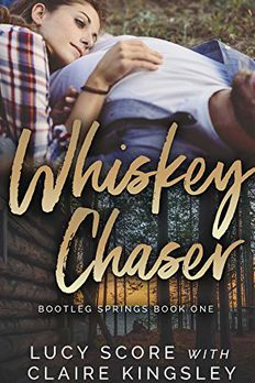 Whiskey Chaser book cover