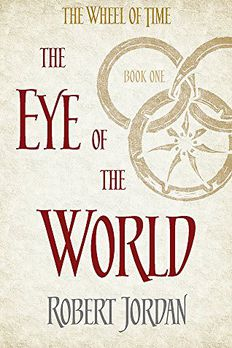 The Eye of the World book cover