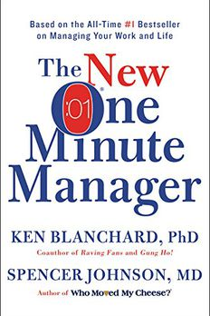 The New One Minute Manager book cover