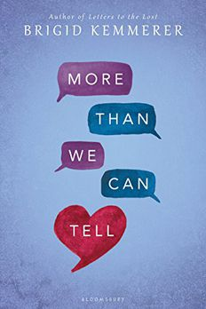More Than We Can Tell book cover