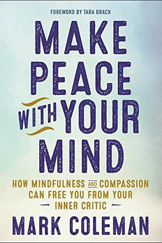 Make Peace with Your Mind book cover