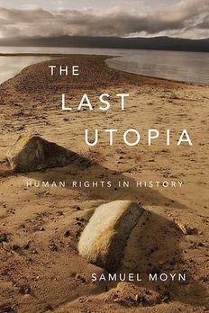 The Last Utopia book cover