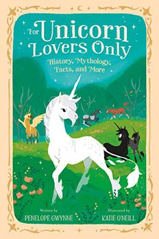 For Unicorn Lovers Only book cover