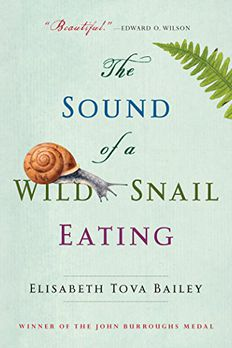 Sound of a Wild Snail Eating book cover