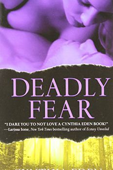 Deadly Fear book cover