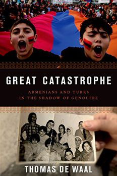 Great Catastrophe book cover