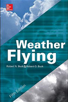 Weather Flying, Fifth Edition book cover