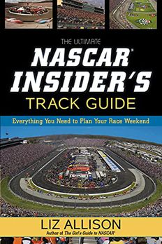 The Ultimate NASCAR Insider's Track Guide book cover