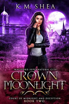 Crown of Moonlight book cover