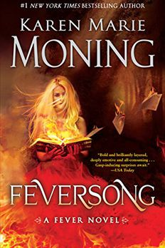Feversong book cover
