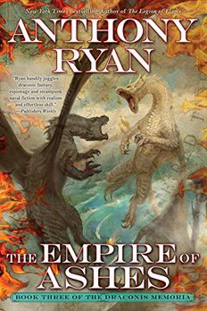 The Empire of Ashes book cover