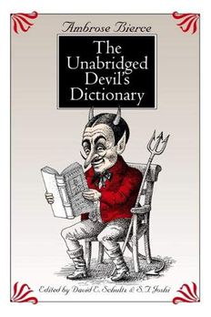 The Unabridged Devil's Dictionary book cover