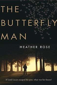 The Butterfly Man book cover