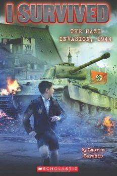 I Survived the Nazi Invasion, 1944 book cover