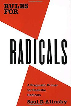 Rules for Radicals book cover