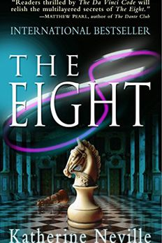 The Eight book cover