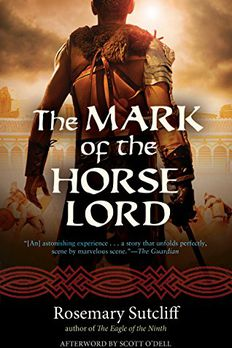 The Mark of Horse Lord book cover