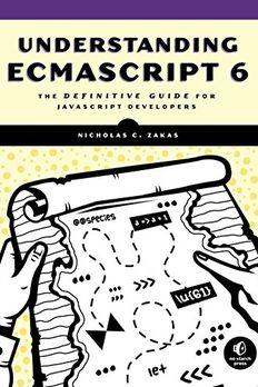 Understanding ECMAScript 6 book cover