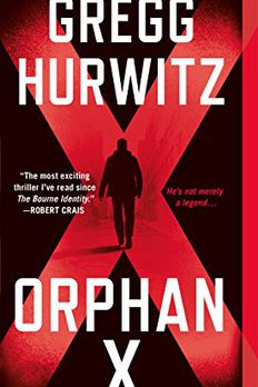 Orphan X book cover