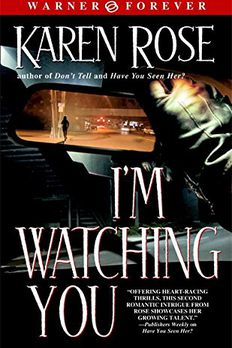 I'm Watching You book cover