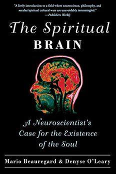 The Spiritual Brain book cover