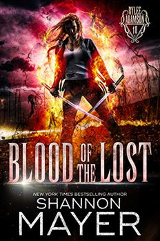 Blood of the Lost book cover