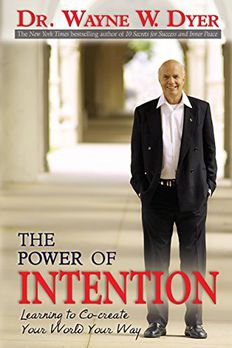 The Power of Intention book cover