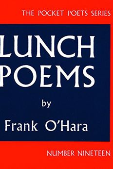 Lunch Poems book cover