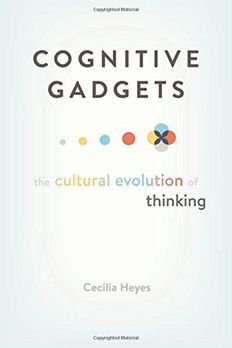 Cognitive Gadgets book cover