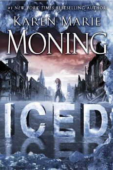 Iced book cover