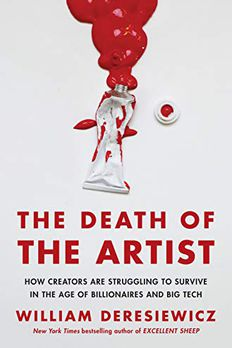 The Death of the Artist book cover