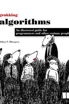 Grokking Algorithms book cover