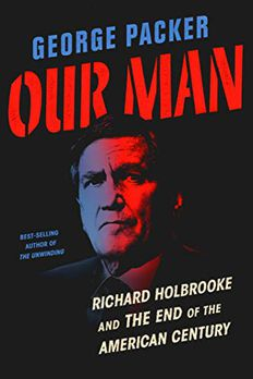 Our Man book cover