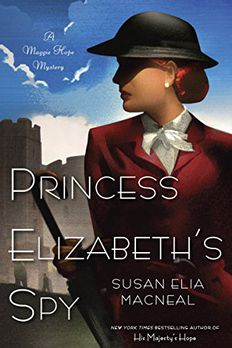 Princess Elizabeth's Spy book cover