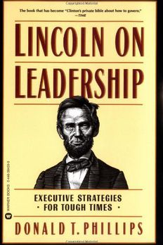 Lincoln on Leadership book cover