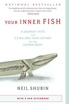 Your Inner Fish book cover