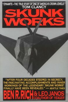 Skunk Works book cover