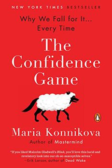 The Confidence Game book cover