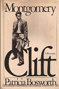 Montgomery Clift book cover