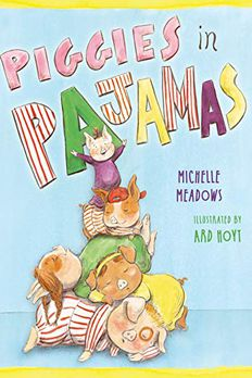 Piggies in Pajamas book cover