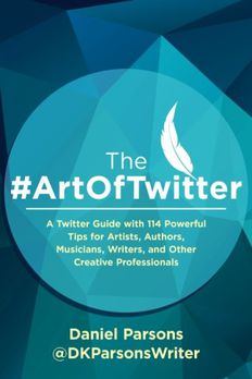 The #ArtOfTwitter book cover