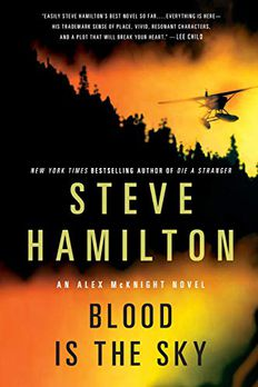 Blood Is the Sky book cover