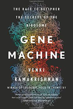 Gene Machine book cover