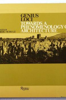 Genius Loci book cover