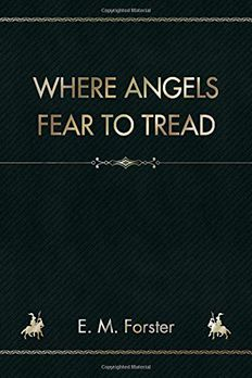 Where Angels Fear to Tread book cover