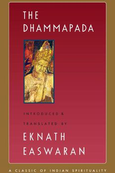 The Dhammapada book cover