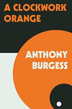 A Clockwork Orange book cover